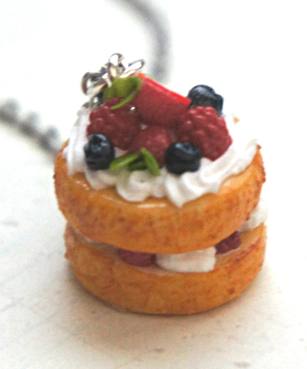 Naked Cake Necklace - Jillicious charms and accessories - 2