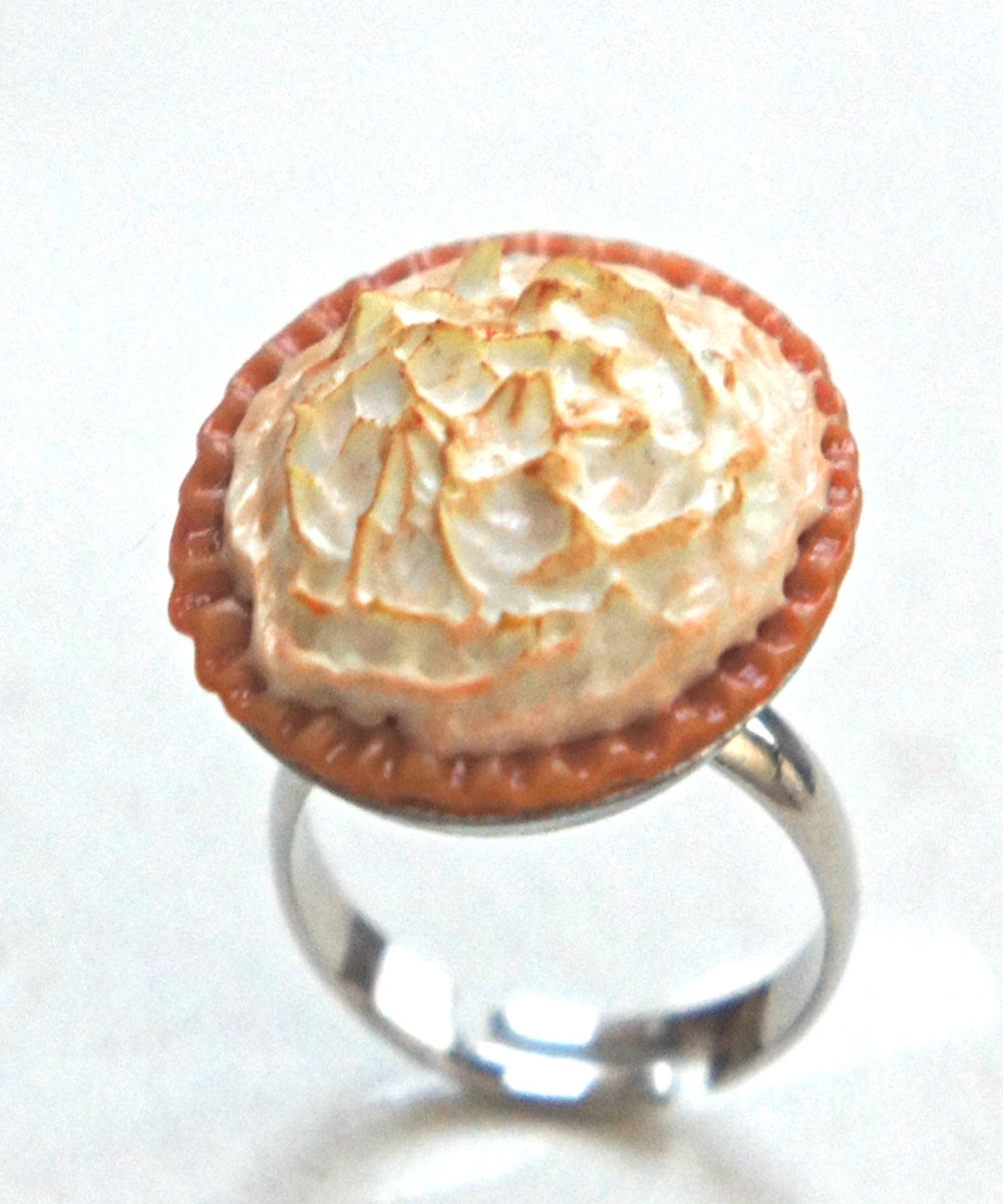 lemon meringue pie ring - Jillicious charms and accessories - 2