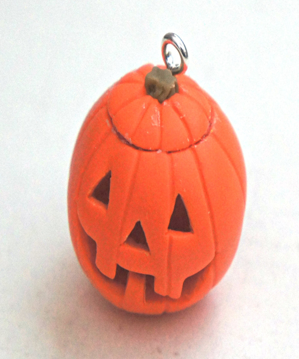 Jack O Lantern Necklace - Jillicious charms and accessories - 2