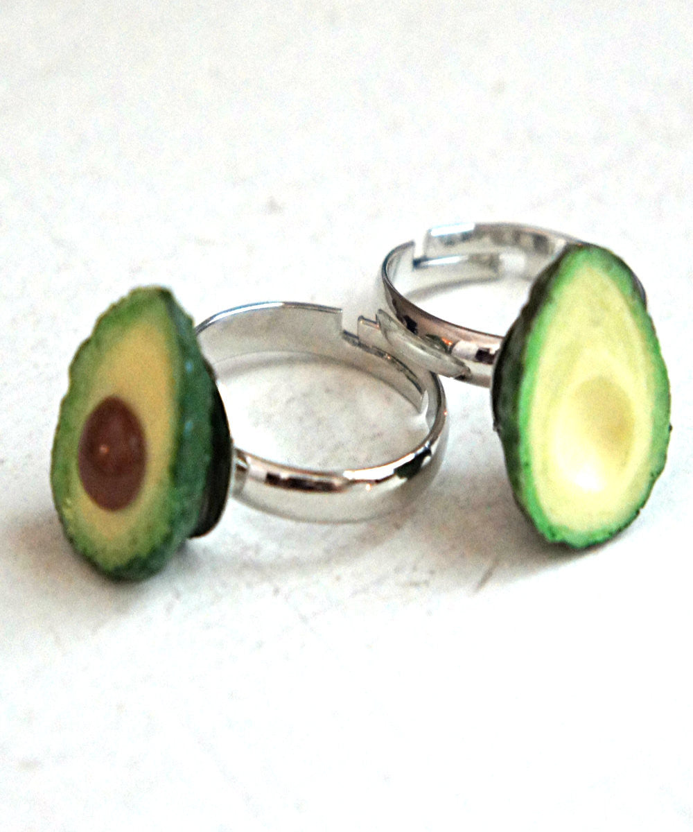 Avocado Friendship Rings - Jillicious charms and accessories - 3