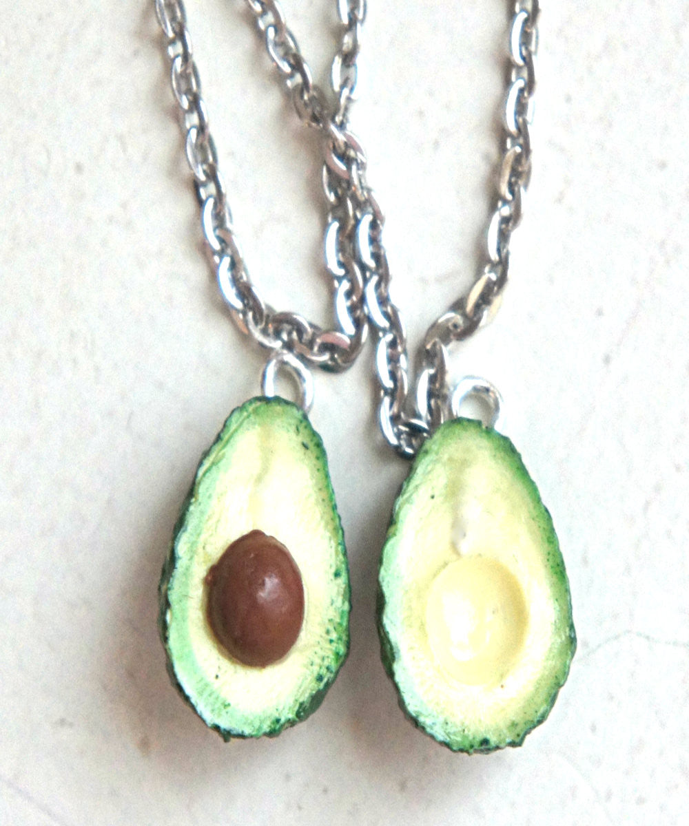 Avocado Friendship Necklace Set - Jillicious charms and accessories - 2