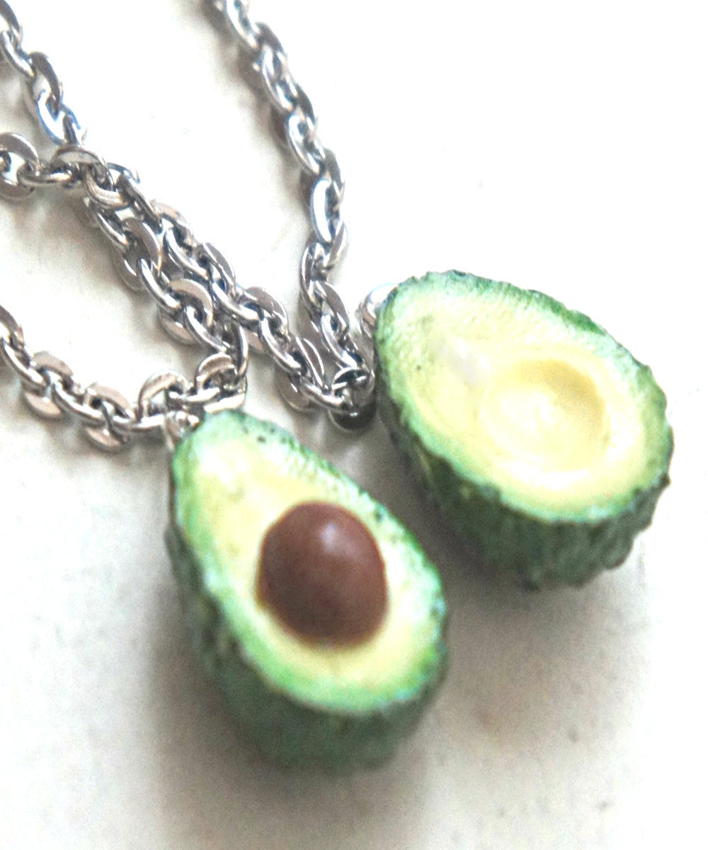 Avocado Friendship Necklace Set - Jillicious charms and accessories - 5