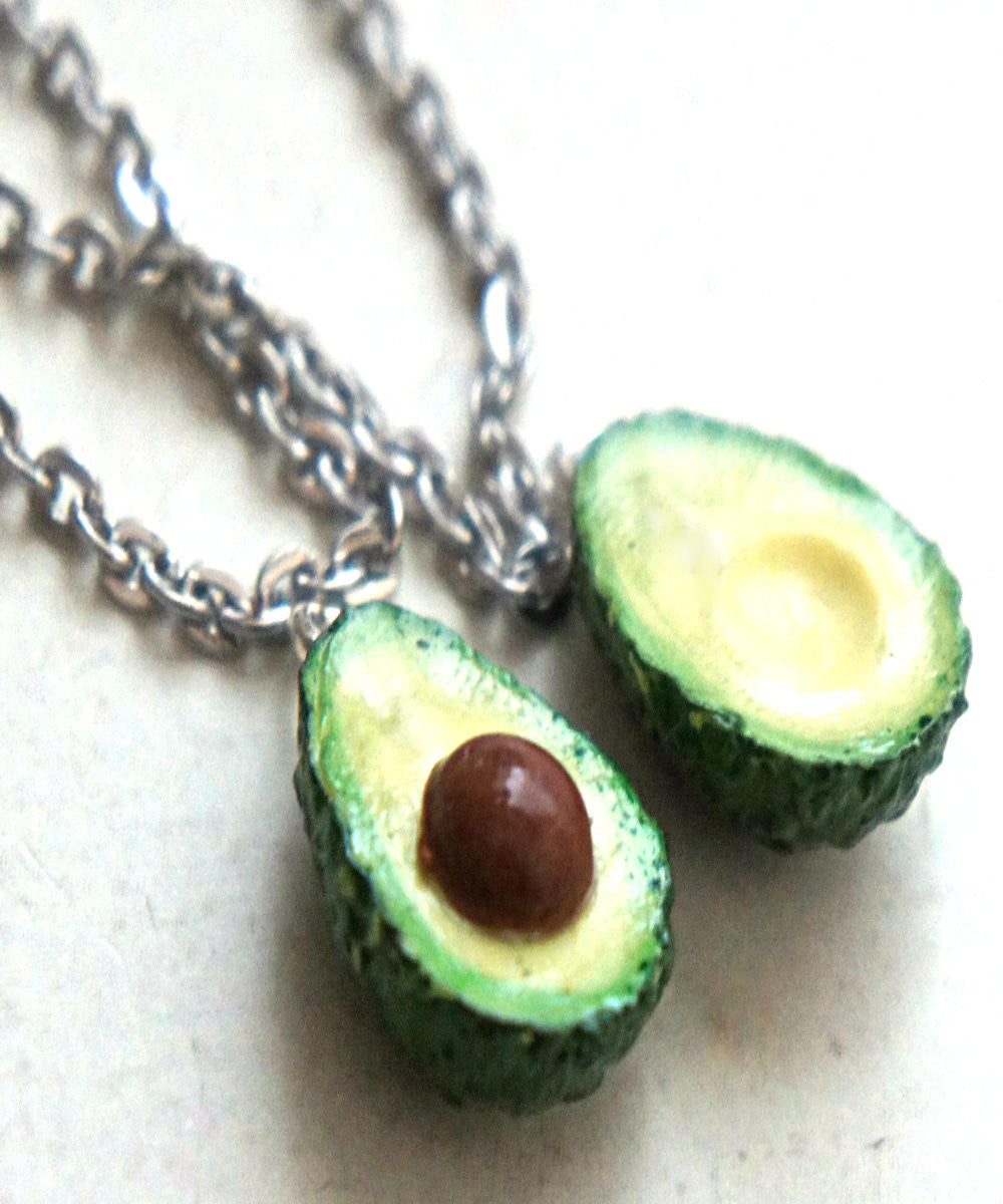 Avocado Friendship Necklace Set - Jillicious charms and accessories - 4