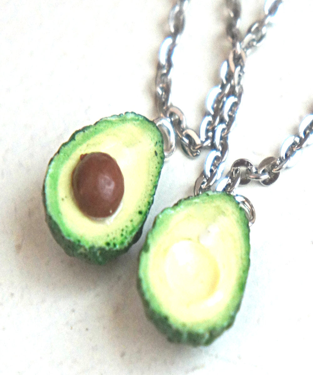 Avocado Friendship Necklace Set - Jillicious charms and accessories - 3