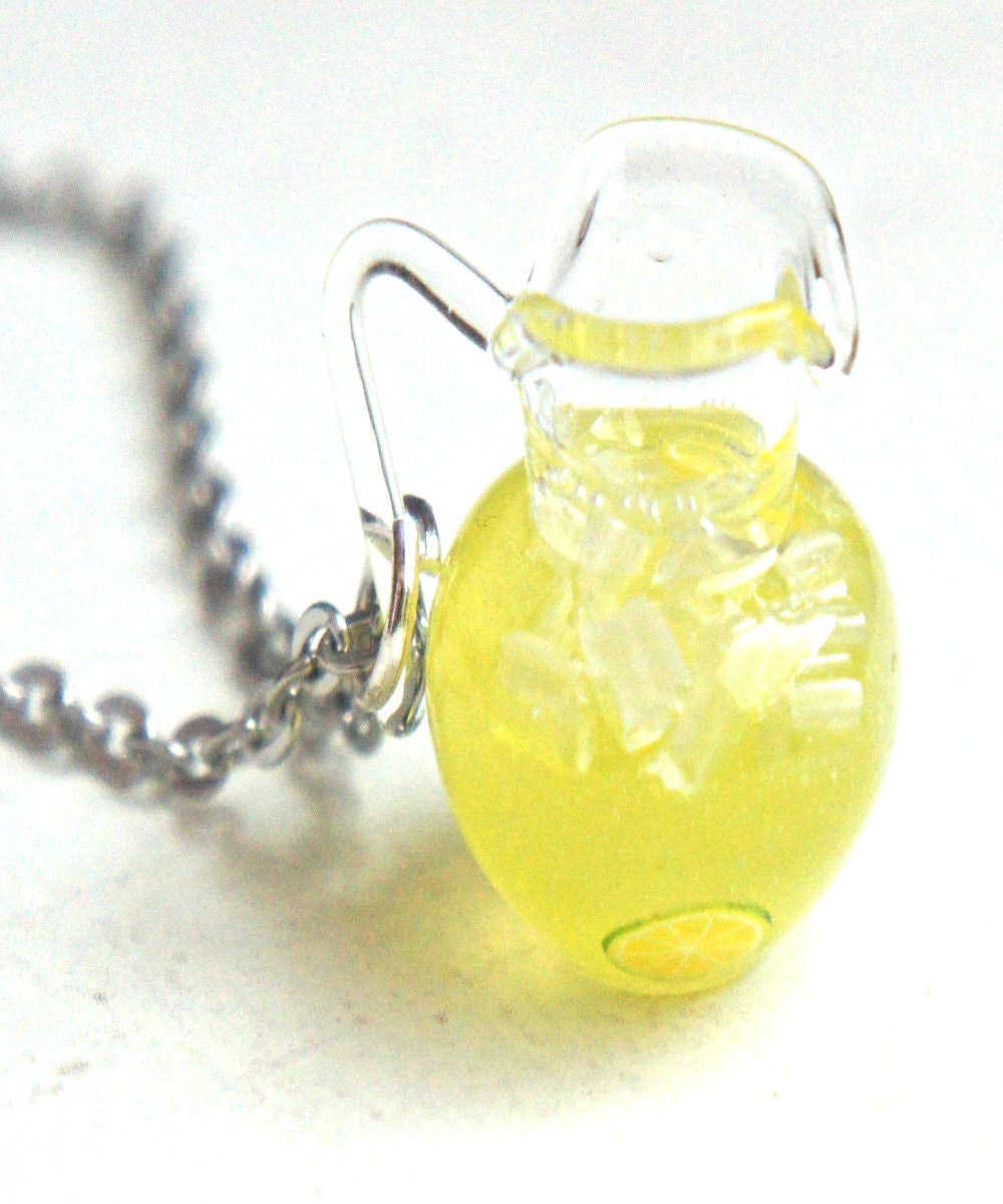 Lemonade Necklace - Jillicious charms and accessories - 1