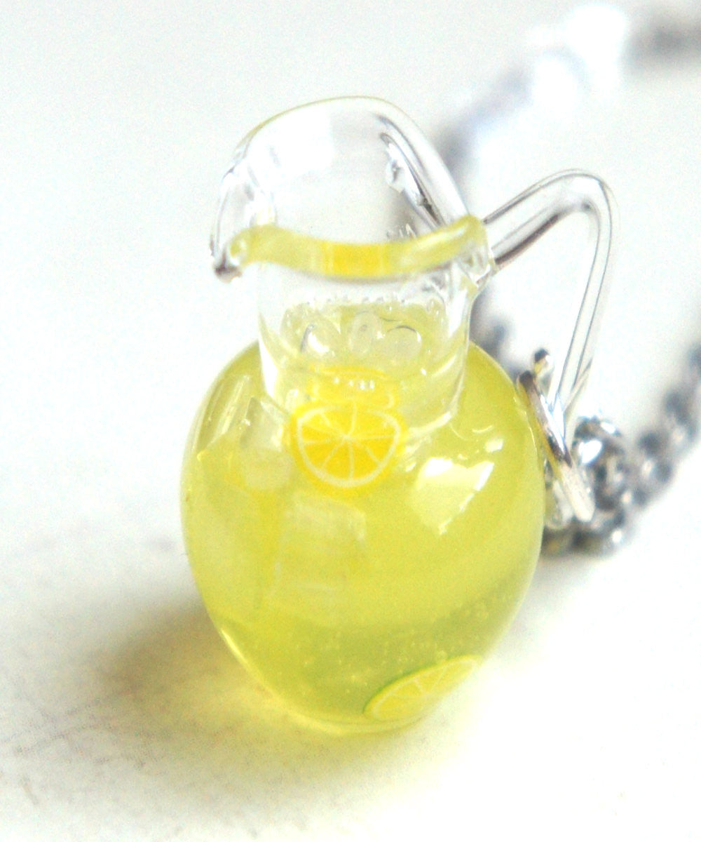 Lemonade Necklace - Jillicious charms and accessories - 4