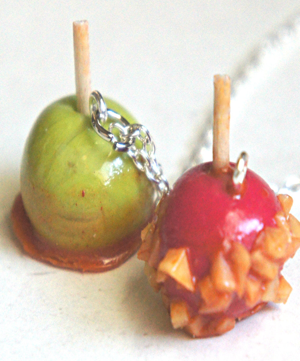 Candy Apple Necklace - Jillicious charms and accessories - 3