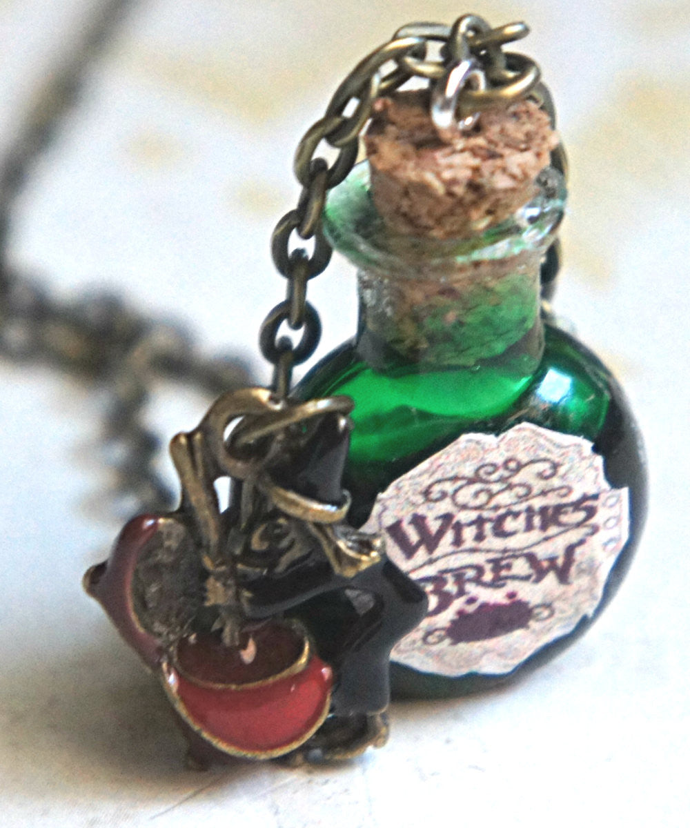 Witch's Brew Potion Necklace - Jillicious charms and accessories - 3