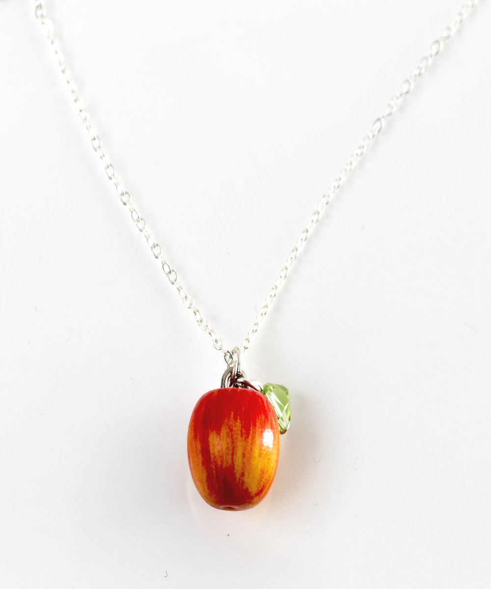 Apple Necklace - Jillicious charms and accessories - 2