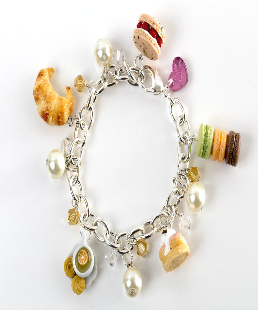 take me to paris charm bracelet - Jillicious charms and accessories - 1
