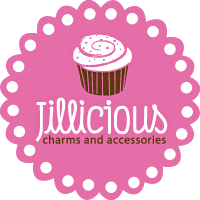 Jillicious charms and accessories