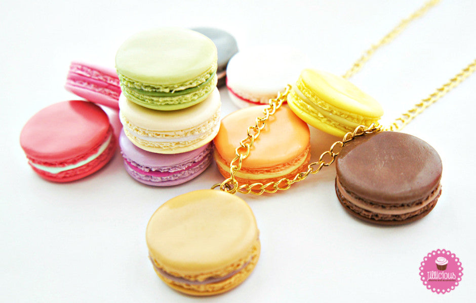 food necklaces