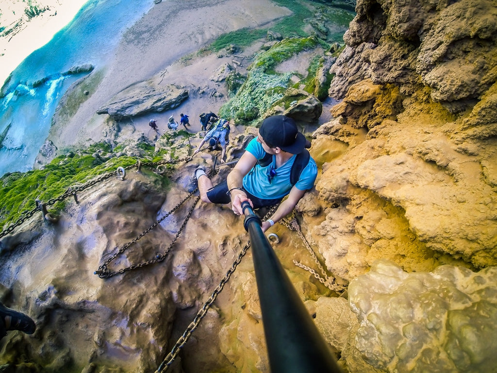 How to take create epic photos with your GoPro - SANDMARC