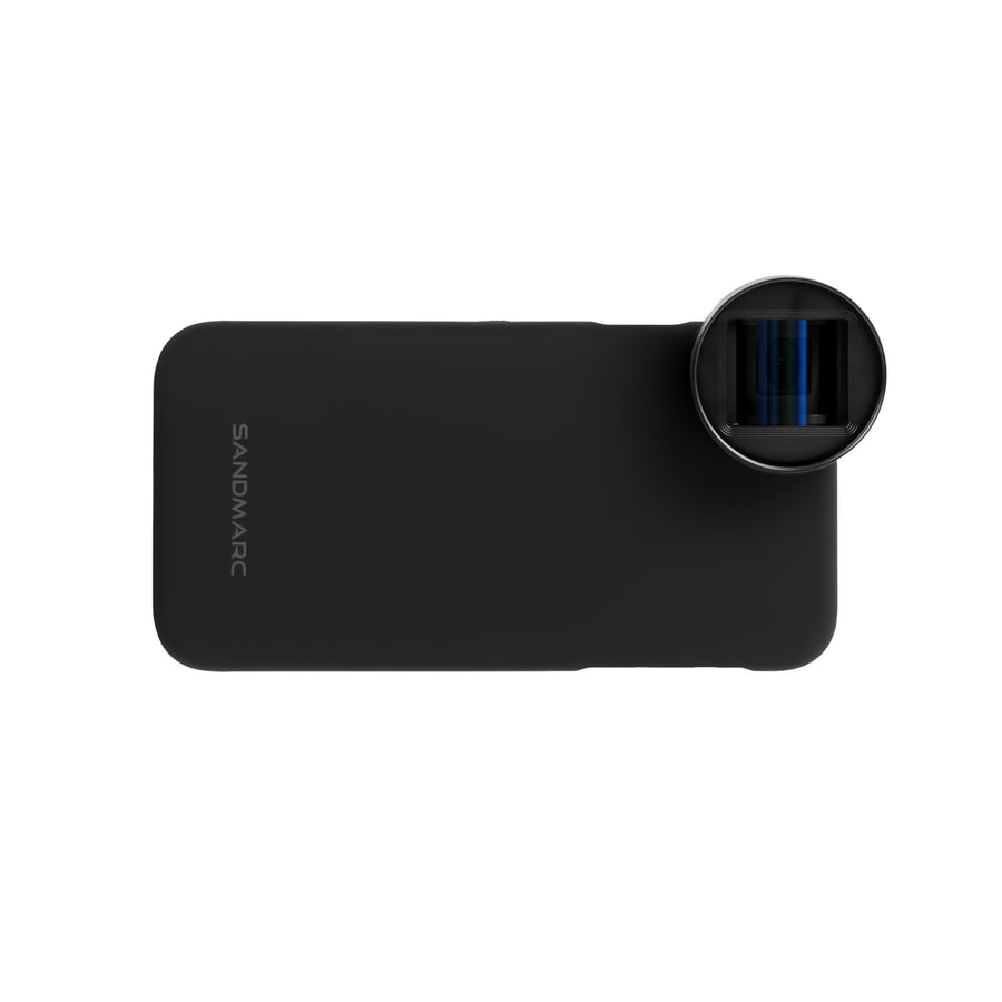 Anamorphic Lens Edition - iPhone 12 - SANDMARC