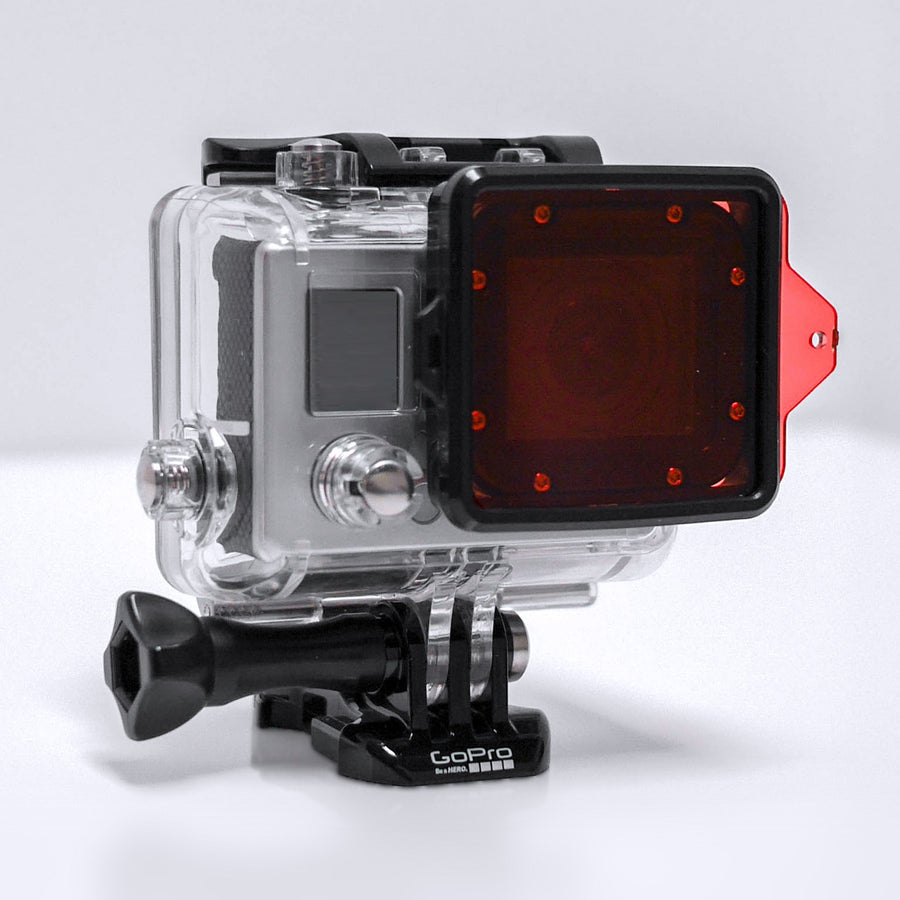 Aqua Filter - Hero 4 / 3+ Dive Housing