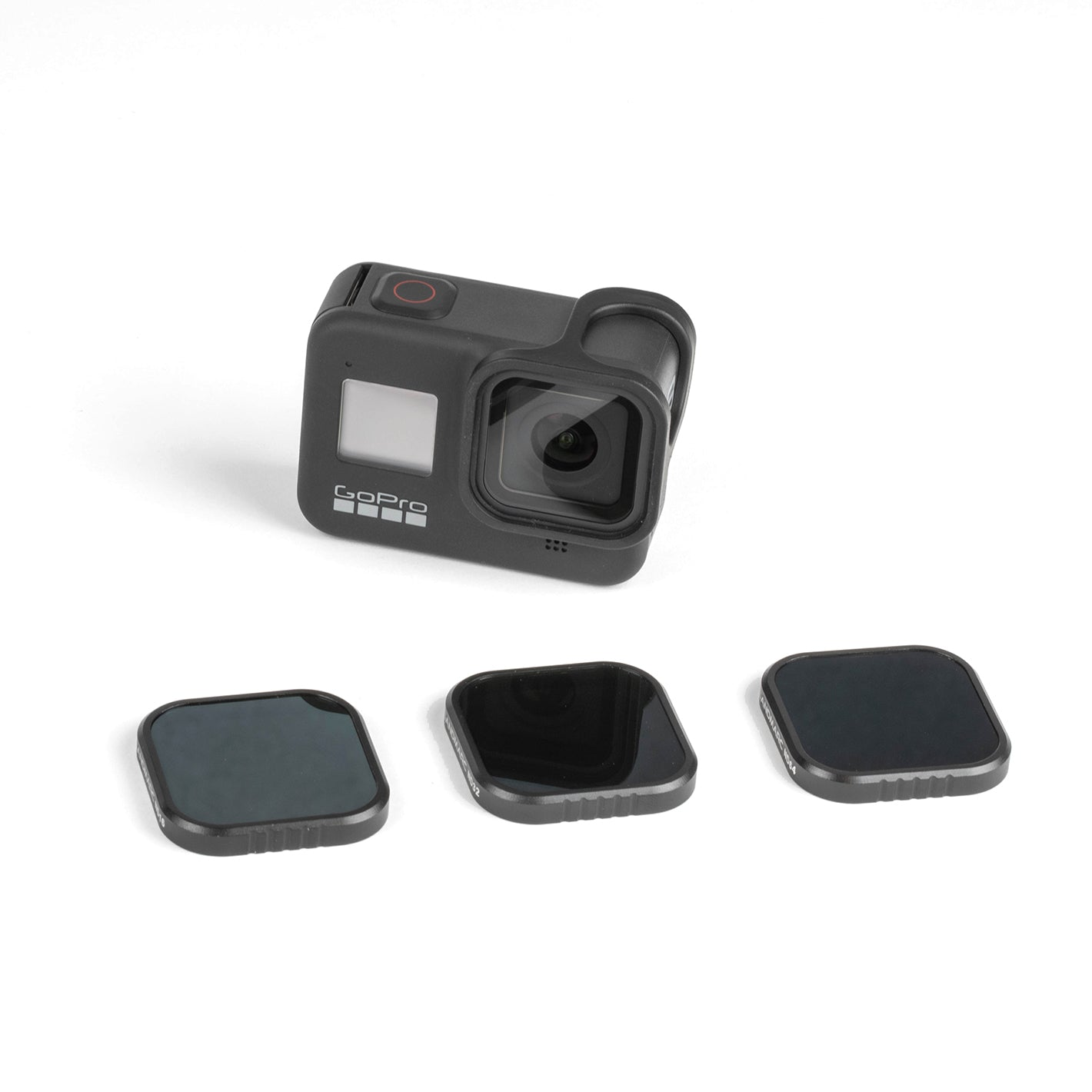 SANDMARC Cinema ND Filters for GoPro Hero 8 ND16 ND32 /& ND64