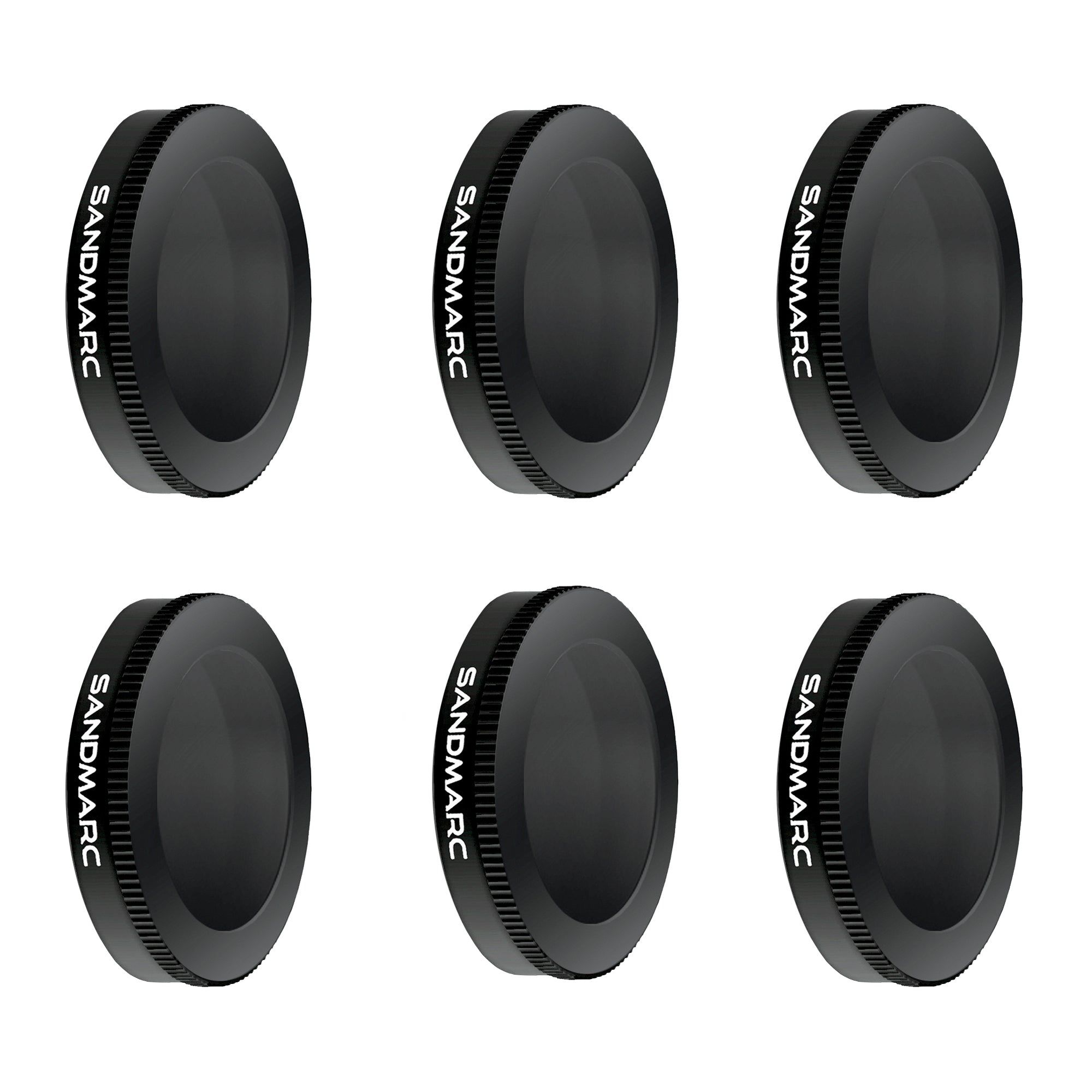 ND4 SANDMARC Aerial Filters for DJI Mavic Pro /& Platinum ND16 and Polarizer Filter Set ND8