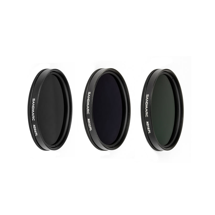 Variable, CPL & ND Filter for iPhone 12 Pro, 12 Mini, 12, 11 Pro, 11 Pro Max, XS Max, XS, X and XR