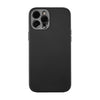 iPhone 12 Pro Max Leather Case - MagSafe Compatible - Black