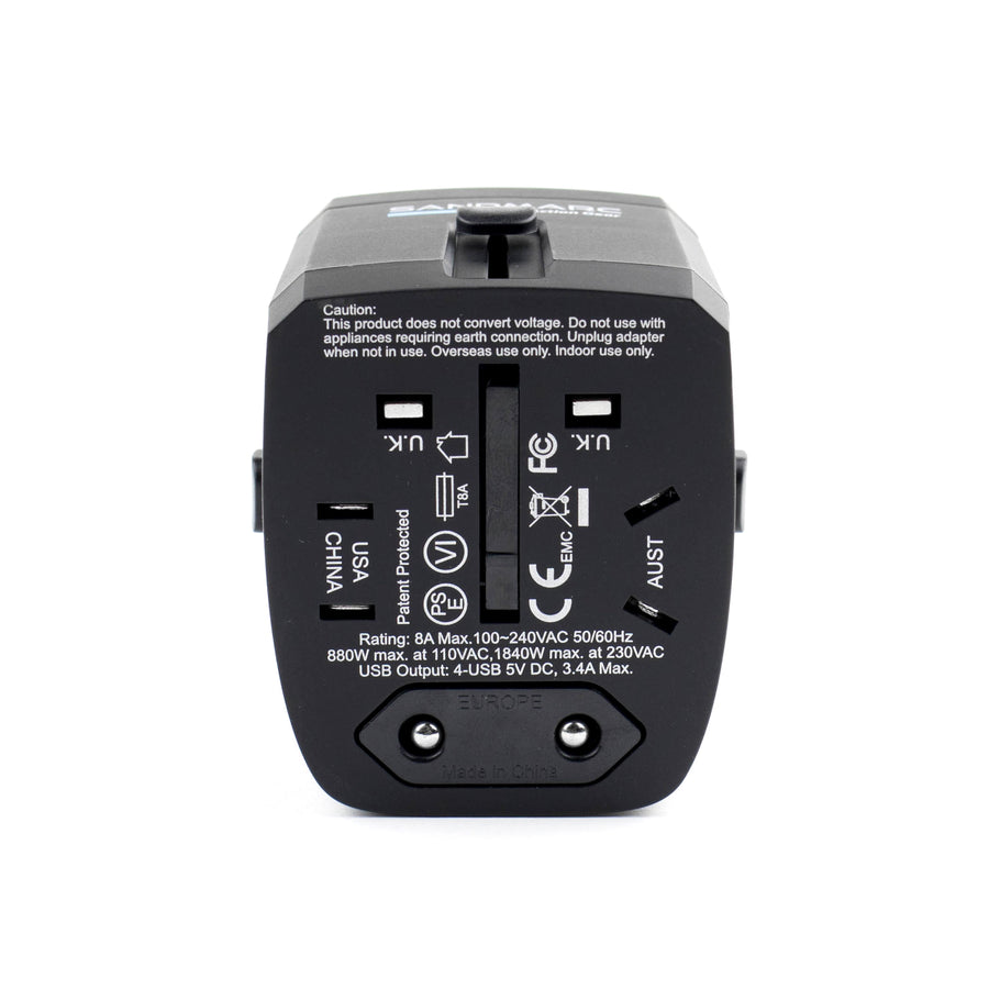 Protravel Adapter - SANDMARC