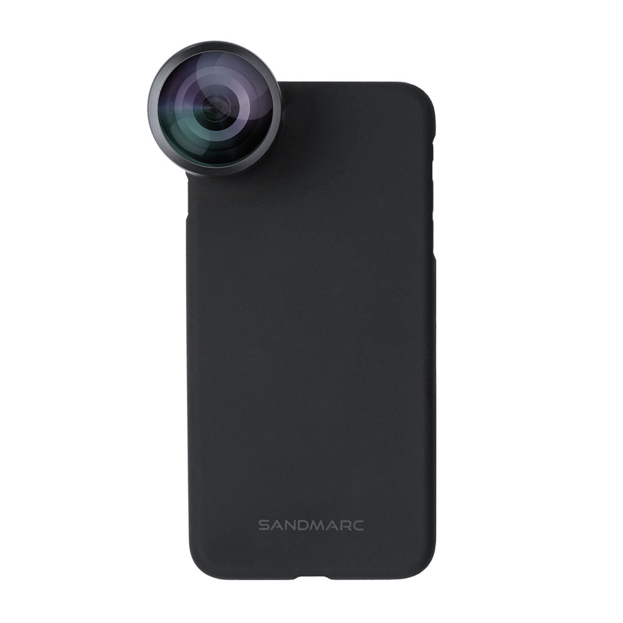 sale retailer e13a4 2e879 Fisheye Lens Edition for iPhone Xs, Xs Max, XR, X, 8 & 7 - SANDMARC