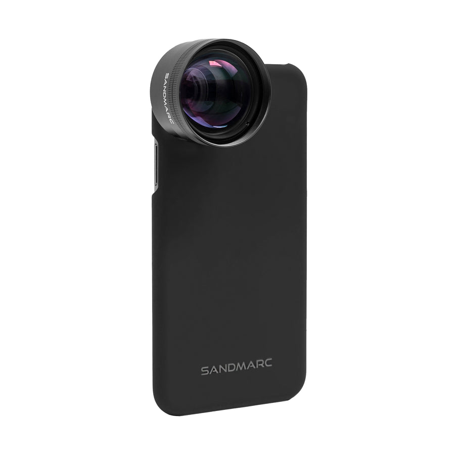 quality design 9bcf7 3d871 Telephoto Zoom Lens for iPhone XS, XS Max, X, 8 and 7 Cameras - SANDMARC