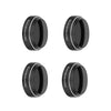 SANDMARC Pro Filters for DJI Mavic – ND4 Polarizer, ND8 Polarizer, ND16 Polarizer, ND32 Polarizer Filter Set – 4 Pack