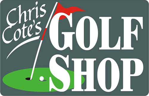 75 gift card chris cote 39 s golf shop golf clubs apparel. Black Bedroom Furniture Sets. Home Design Ideas