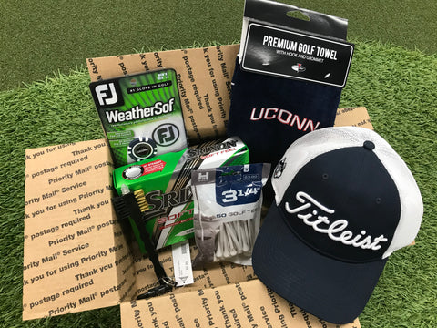 Uconn Subscription Box - 3 Seasonal Deliveries