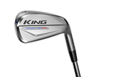 Cobra KING Forged Tec ONE Length Irons - Steel