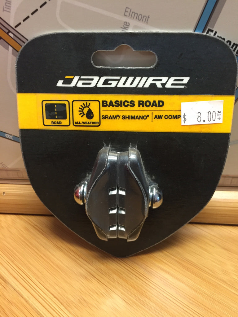 Part Jagwire basic road brake shoe