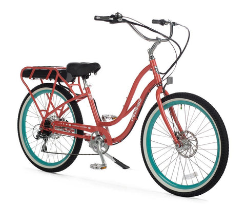 Comfort Cruiser Step-Thru Pedego