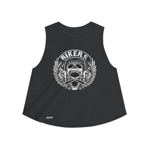 Tank Top,2XL / Dark Grey Heather,Bikers Women Top | Bikerisma ™