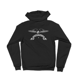 Men's Hoodie,Black / 2XL,Answer To No One Hoodie | thebikerstshirt