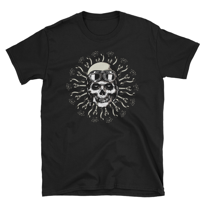 Men's T Shirt,Black / 3XL,Biker'S Mantra T Shirt | Bikerisma ™