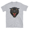 Men's T Shirt,Grey / 3XL,Black Panther I T-Shirt | thebikerstshirt
