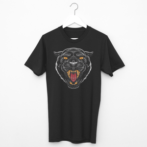 Men's T Shirt,,Black Panther I T-Shirt | thebikerstshirt