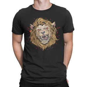 Men's T Shirt,,Fierce T-Shirt | thebikerstshirt
