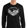 Men's Long Sleeve Shirt,,I Swear On My Bike Long Sleeve Shirt | thebikerstshirt