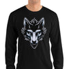 Men's Long Sleeve Shirt,,Lone Wolf I Long Sleeve Shirt | thebikerstshirt