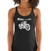Ride Hard Or Stay Home Women's Racerback Tank