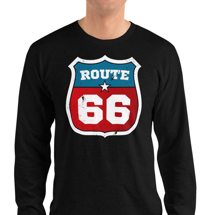 Route 66 Long Sleeve Shirt