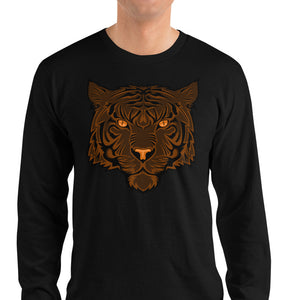 Tiger Long Sleeve Shirt
