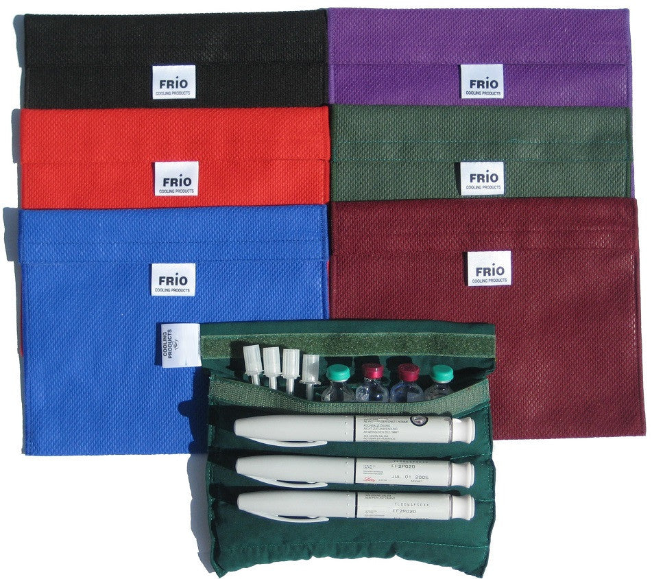 FRÍO® Insulin Cooling Case - Extra Large wallet