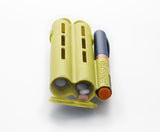 DiaSecure Diabetic Management System (Pack of 1 - Yellow) - Limited Edition. FEATURED IN THE 2019 CONSUMER GUIDE OF DIABETES FORECAST MAGAZINE (by ADA)