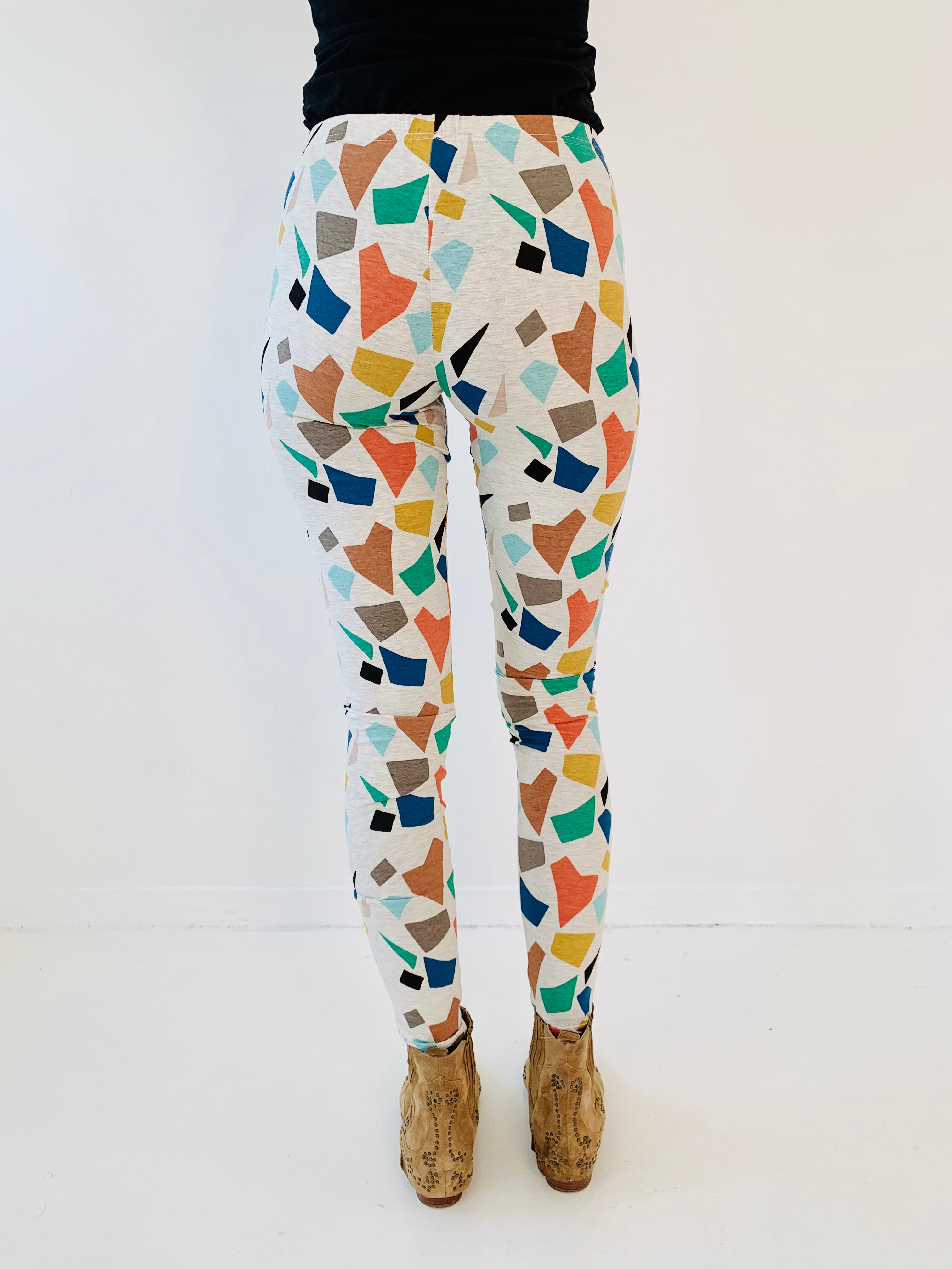 Olivia Leggings multi print