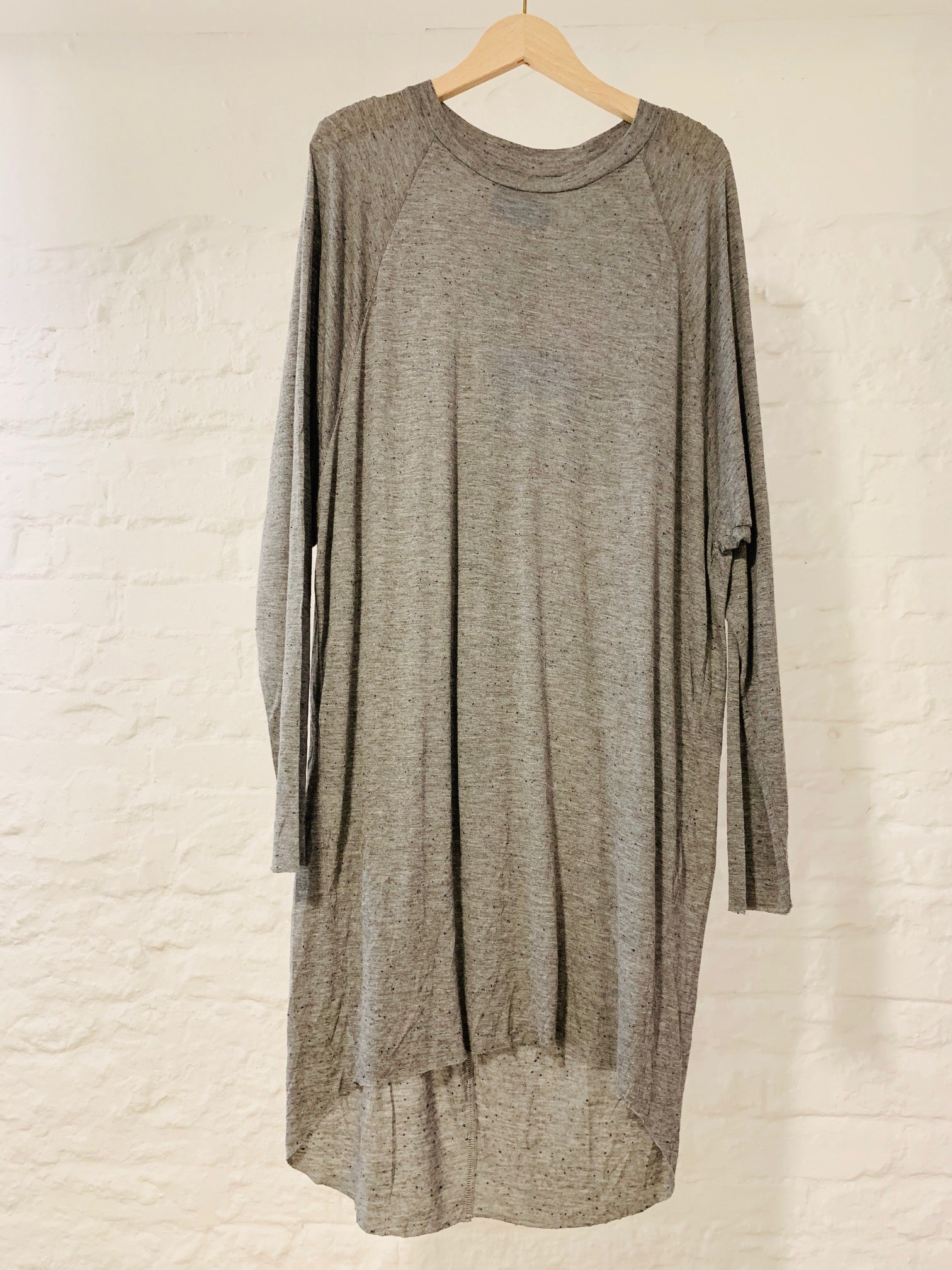 Nauda dress grey jersey