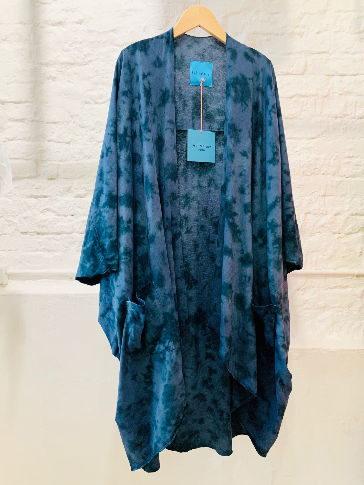 Stisa Cape blue