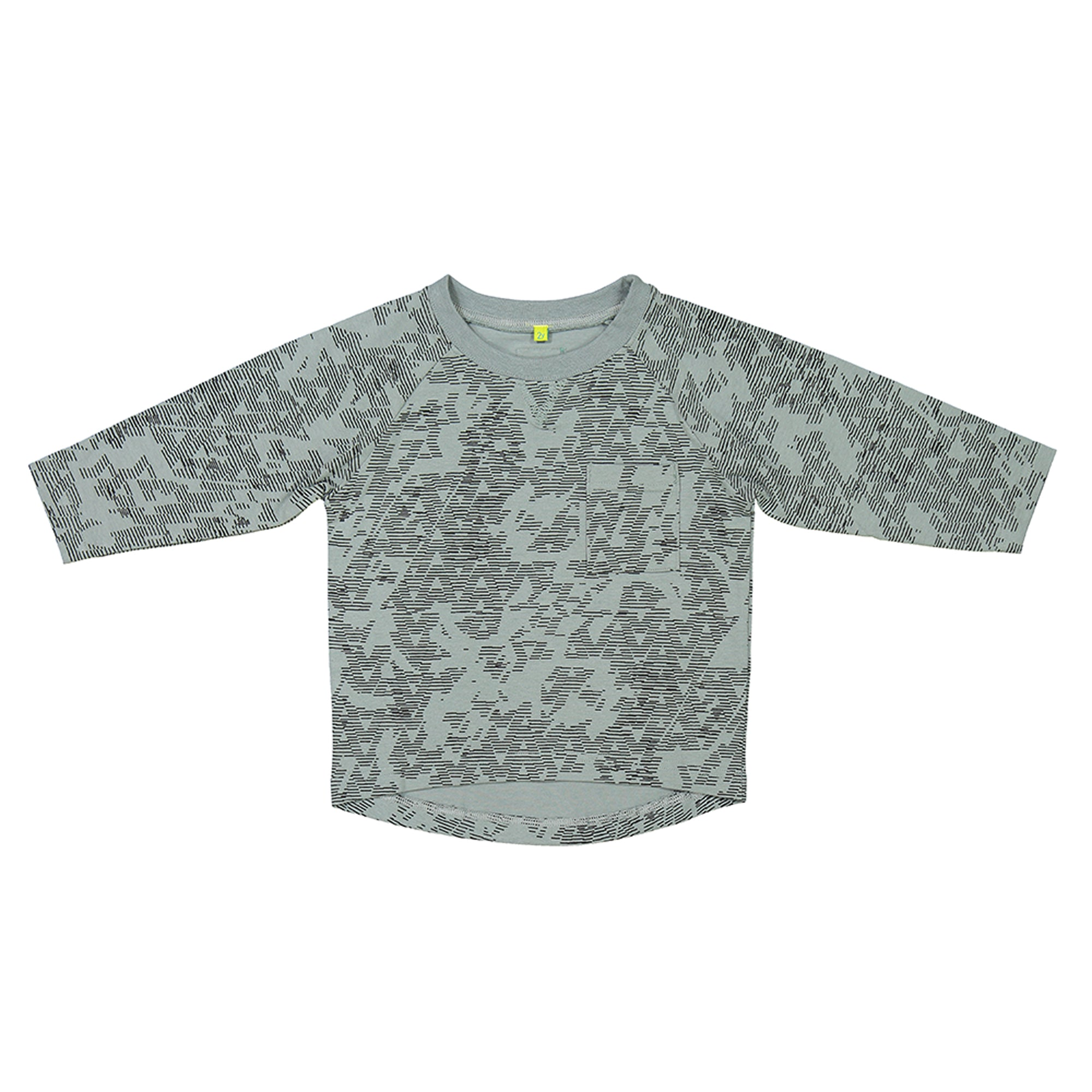 Kenya Blouse slate grey