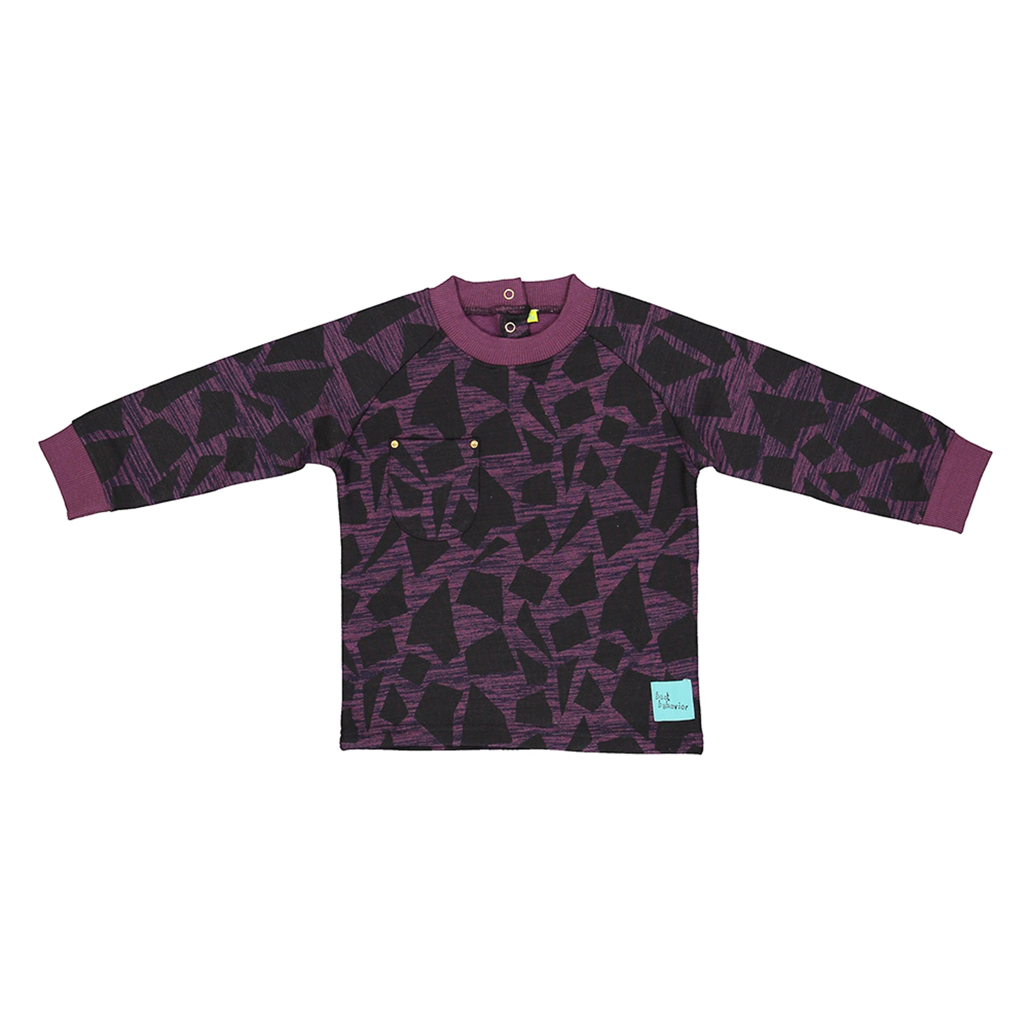 Moscow Sweater bordeaux